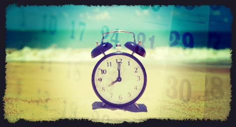 Instagram Clock