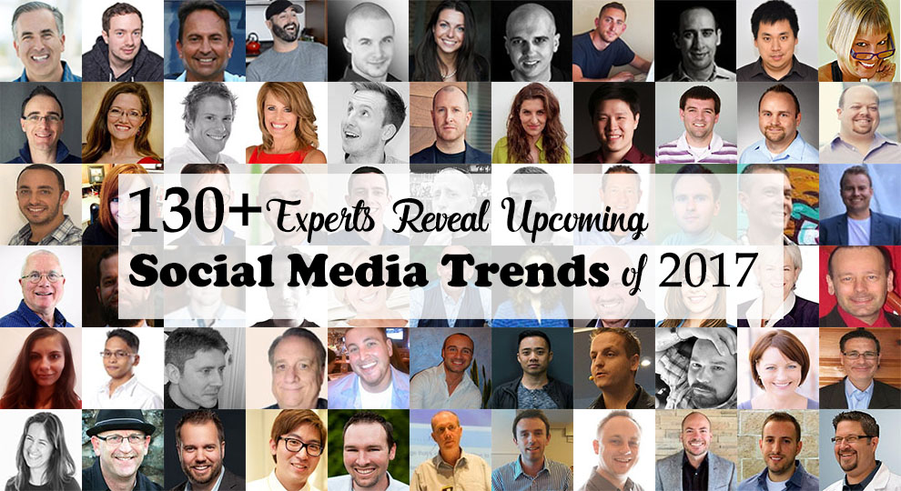 Upcoming Social Media Marketing Trends In 2017
