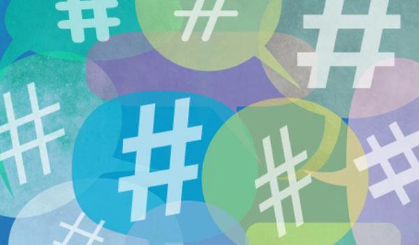 own hashtag