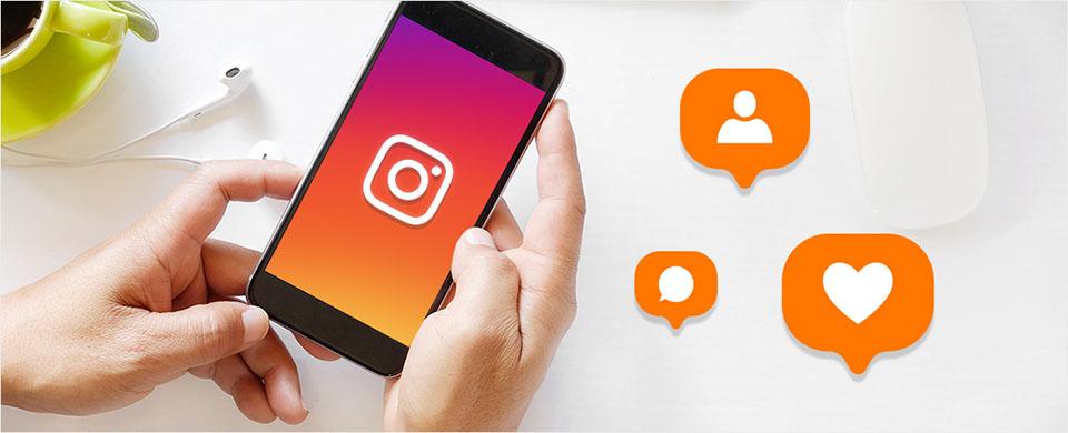 Increasing likes on Instagram