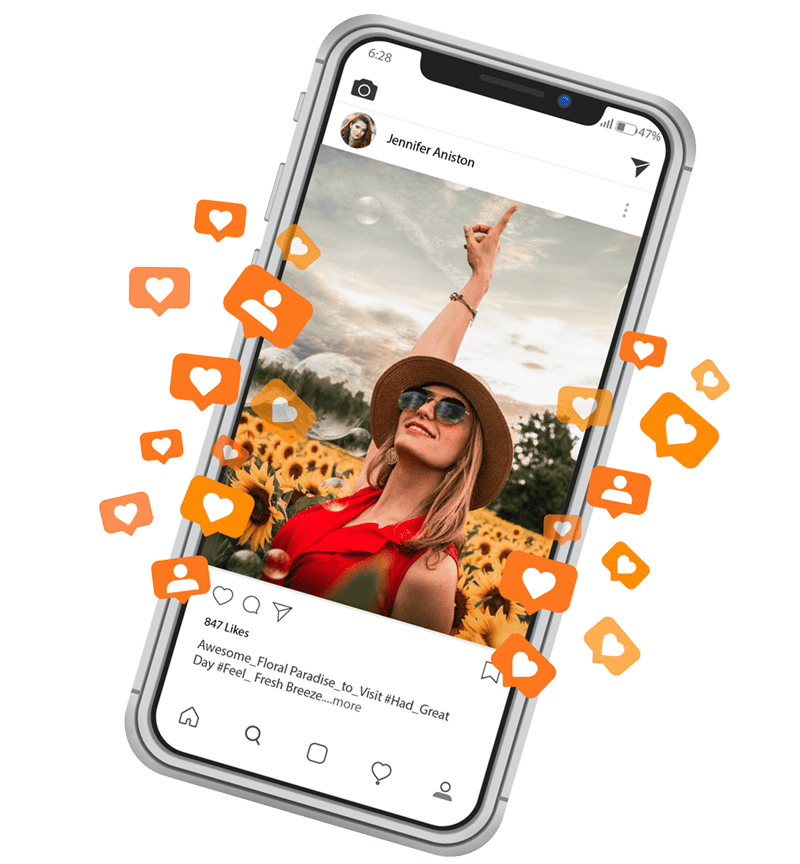 iDigic - Buy Instagram Likes & Followers - Instant Delivery