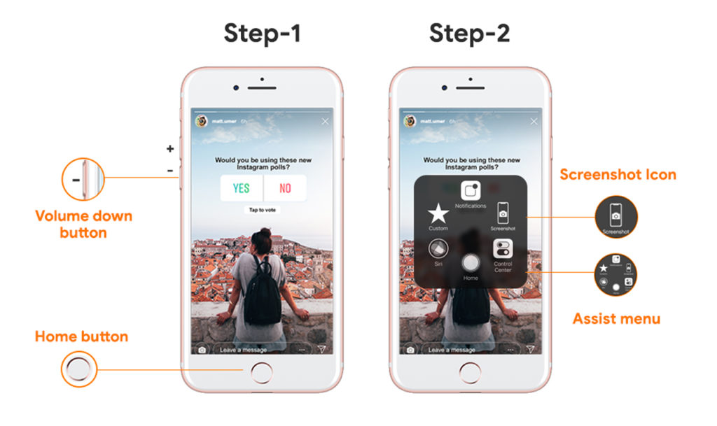 instagram steps for iphone