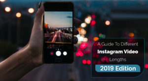 guide to different instagram video lengths